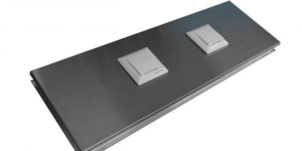 Electrical socket panel